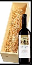 Wijnkist met Cantine Due Palme Negroamaro del Salento Domiziano