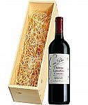 Wijnkist met Château Lamartine Cahors Cuvée Particulière 2012