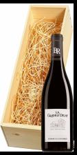 Wijnkist met Domaine du Bon Remède Ventoux La Grange Delay