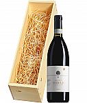 Wijnkist met Salcheto Vino Nobile di Montepulciano 2013