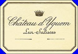 Ch. d' Yquem AC Sauternes per Nebucadnezar (15 ltr) in owc