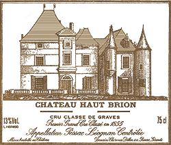 Château Haut Brion,en primeur , AC Pessac-Leognan cb 6