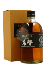 JAPANSE WHISKY Akashi Meisei blended in giftbox 50 cl. 40%