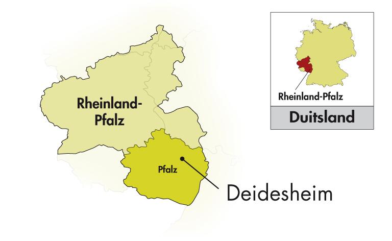 Reichsrat von Buhl Pfalz Bone Dry Riesling Trocken