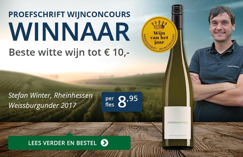 Proefschrift Wijnconcours 2018: Stefan Winter - blauw