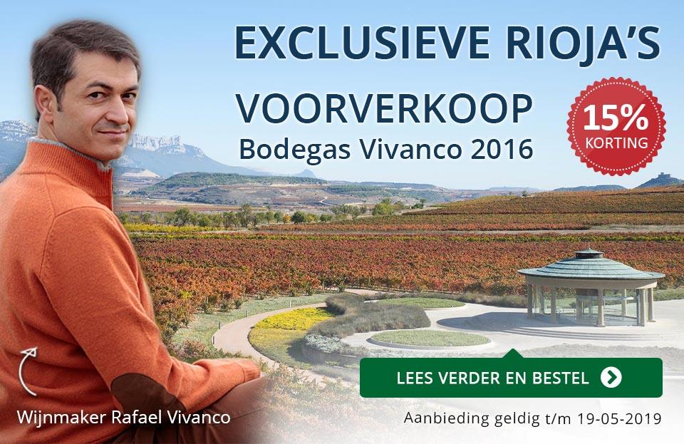 Voorverkoop Vivanco 2016 - blauw