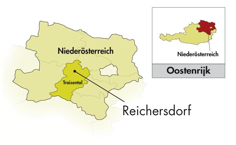 Huber Traisental Obere Steigen Grüner Veltliner
