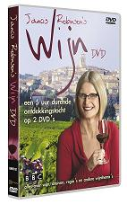 DVD Jancis Robinson's wijn dubbel dvd