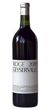 Ridge Geyserville ® 74% Zinfandel)