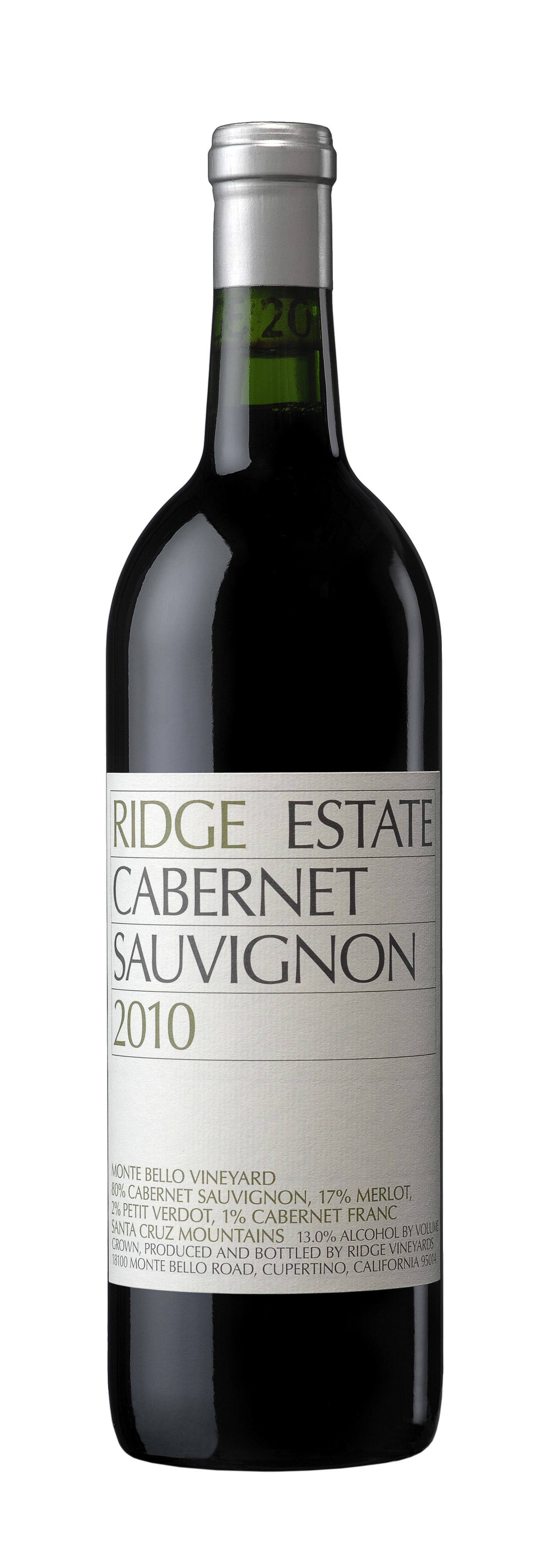 Ridge Estate,Cabernet Sauvignon Merlot