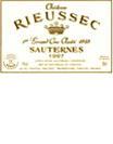 Ch. Rieussec AC Sauternes halve fles owc